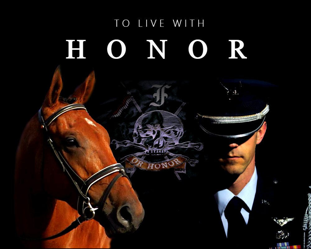 living with honor Mission the overall congressionally-mandated mission of the columbus afb hg program is to provide military funeral honors (mfhs) for.